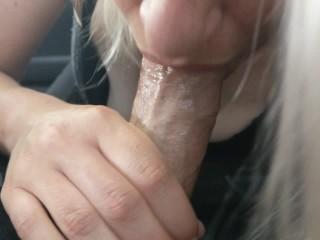Huge Cock Blowjob Parking Lot - Princess Poppy