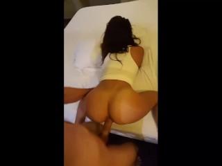 Perfect ass doggie