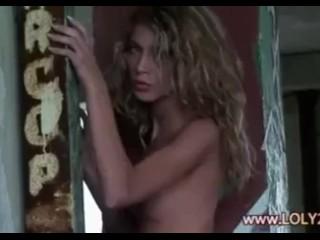 Beautifully skinny nude euro girl